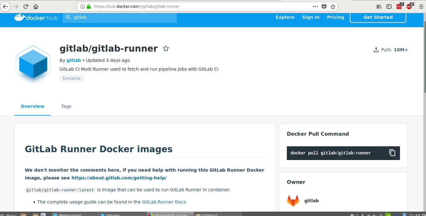 docker-runner
